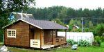Фото дачных маленьких домиков – Как построить простой маленький дачный домик — принципы строительства и фото идеи