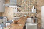 Красивая напольная плитка для кухни – Плитка для кухни – 170 фото плитки на пол и для фартука, лучшие идеи оформления кухни плиткой