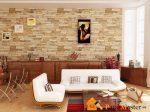 Облицовка камнем фото – Фото обзор отделки декоративным камнем прихожей и квартиры своими руками