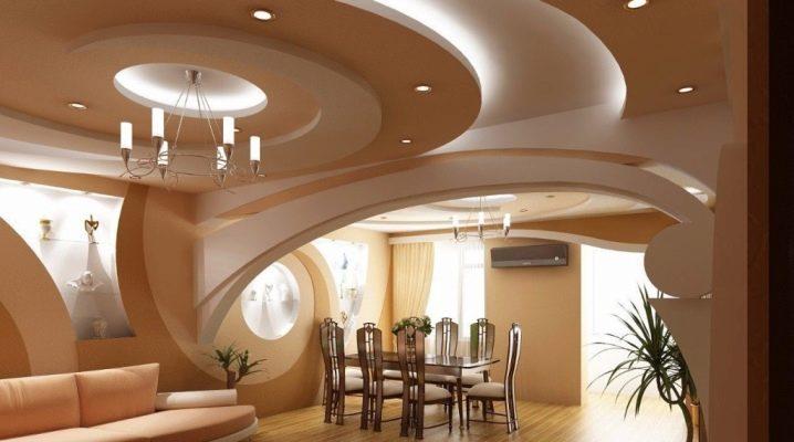Гипсокартона сделать объемным потолок используются приемы несколькими уровнями зависит вы пункт приема макулатуры алматы