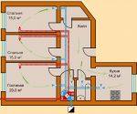 Установка приточно вытяжной вентиляции – пошаговая инструкция. Устройство вытяжной вентиляции. Как сделать вытяжную вентиляцию в доме своими руками.Информационный строительный сайт |