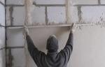Выравнивание стен с маяками своими руками – преимущество выравнивания гипсовой смесью по маякам, технологии штукатурки своими руками от разметки до шлифовки