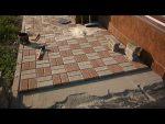 Як покласти бруківку відео – Укладка брусчатки на песок своими руками. Монтаж укладка тротуарной плитки своими руками.
