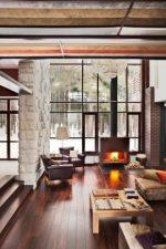 Фото окна в домах – пластиковые конструкции в частном доме и квартире, проекты для гостиной и мансардной комнаты