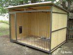 Фото собачьи вольеры – фото и чертежи удачных конструкций
