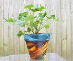 Как задекорировать – Как задекорировать цветочный горшок 🚩 как пользоваться горшками цветочными из волокна 🚩 Мебель и декор