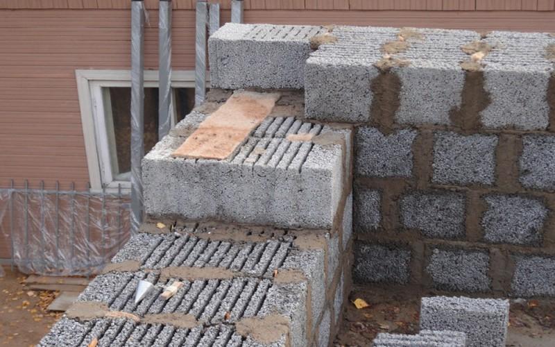 Кладка керамзитобетонных блоков – Кладка керамзитобетонных блоков - технология, особенности, способы укладки, стоимость и цены