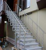 Лестницы металлические фото уличные – на второй этаж, фото железных для дачи