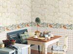 Обои моющие для кухни фото – советы по выбору и 70 фото