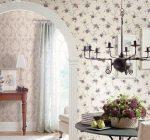 Обои прованс кухня – фото в интерьере, для стен кухни, спальни и гостиной, в цветочек, коллекция кантри и прованс, детские компаньоны, в прихожую, видео