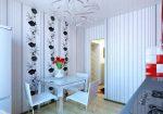 Обои в комнату комбинированные – фото двух цветов, как комбинировать между собой, комбинация в интерьере, разные в одной комнате, варианты, парные, видео