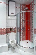 Дизайн ванной комнаты совмещенной с туалетом и душевой кабиной фото – Дизайн маленького совмещенного санузла с душевой кабиной. Как оформляется душевая комната, дизайн решения
