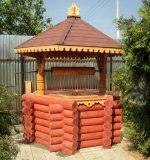 Домики для колодцев своими руками как сделать – Колодец с красивой крышей – изюминка дачного дизайна, на видео красивые колодцы