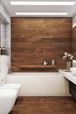 Отделка керамической плиткой ванной комнаты фото – варианты керамической облицовки на площади 4 м2, идеи для оформления интерьера помещения