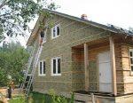 Правильное утепление деревянного дома – пошаговая инструкция. Как утеплить деревянный дом. Технология утепления деревянного дома изнутри и снаружи. Материалы для утепления деревянного дома.Информационный строительный сайт |