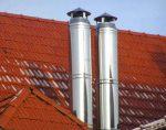 Труба для котла вытяжная – варианты труб для вытяжки газового котла отопления, как выбрать, способы изоляции